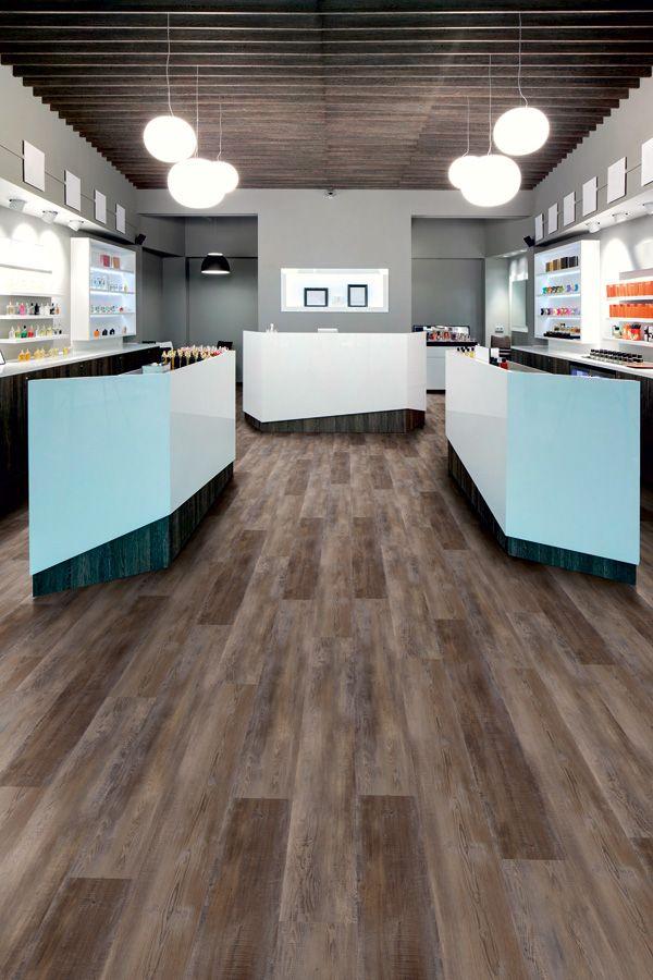 Vinylböden und PVC-Bodenbelag modern, pflegeleicht, flexibel